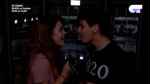 Amaia y Alfred regalan otro momentazo a los seguidores de 'Operación Triunfo'