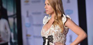 Post de Repasamos las veces que Scarlett Johansson se ha vestido (casi) de novia