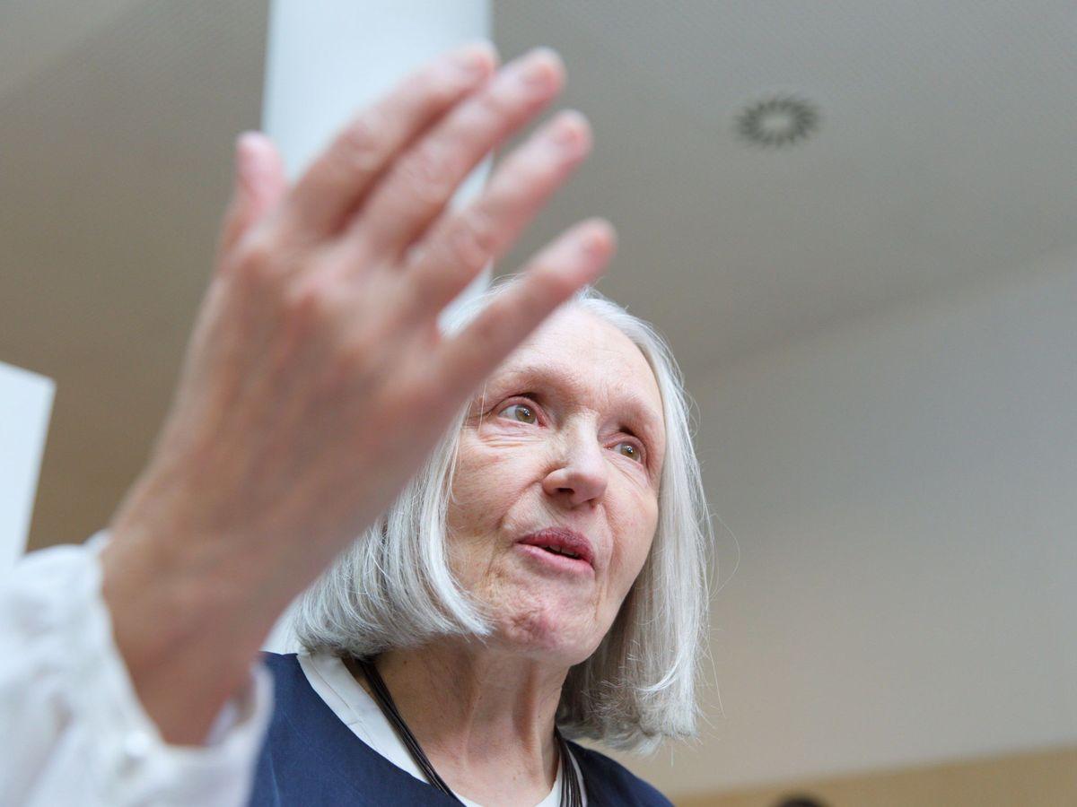 Foto: La socióloga Saskia Sassen cree que el sistema global va camino del desastre. (EFE)