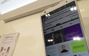 G Pro 2, el 'phablet' de LG para amantes de los teléfonos gigantes