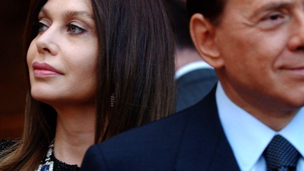 Berlusconi se ahorra 36 millones en su divorcio con su segunda esposa