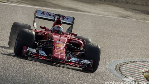 De corbata y con el pie a fondo... la nueva F1 convertirá las curvas en rectas