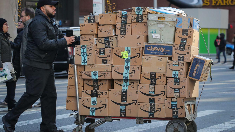 El verdadero coste de Amazon Prime: Es como talar 100 árboles por cada paquete