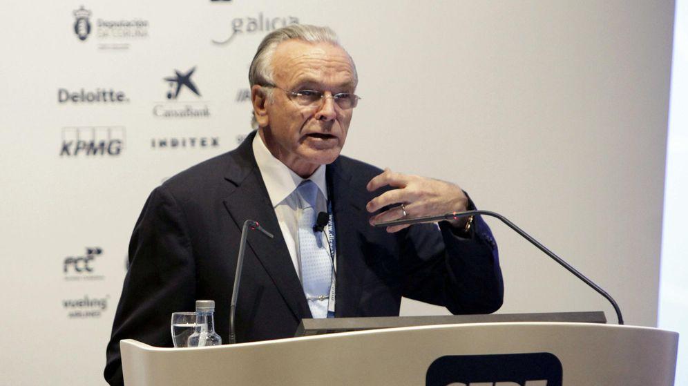 Foto: Presidente de la Fundación Bancaria La Caixa, Isidro Fainé. (EFE)