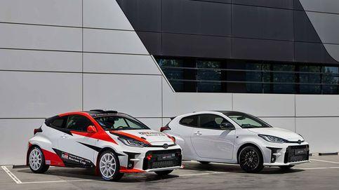 Toyota GR Yaris RZ, el coche definitivo para iniciarse en los 'rallies'... ganando