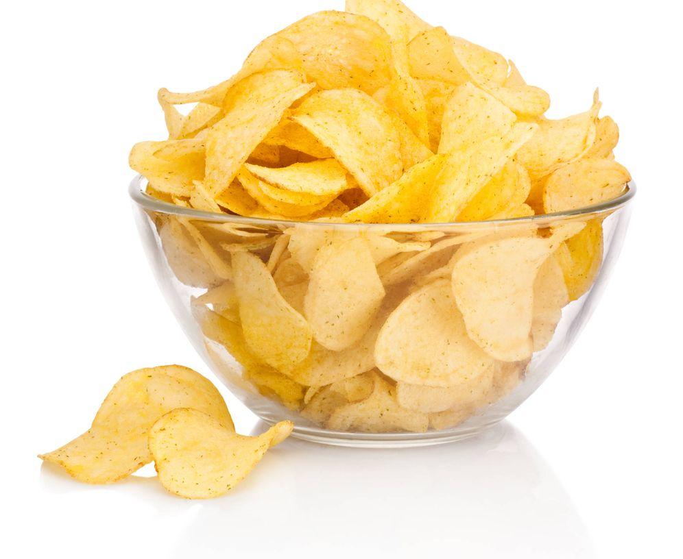 Foto: Patatas 'chips', ¿debemos tomarlas? (iStock)