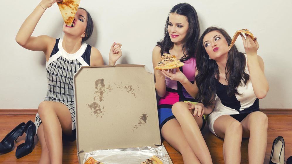 Foto: Luego irán al gimnasio, pero primero... ¡pizza! (iStock)