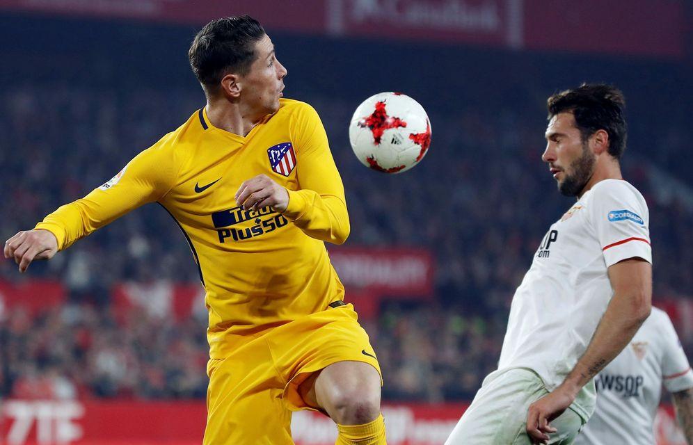 Foto: Sevilla-Atlético de Madrid, gran partido de la jornada. (EFE)