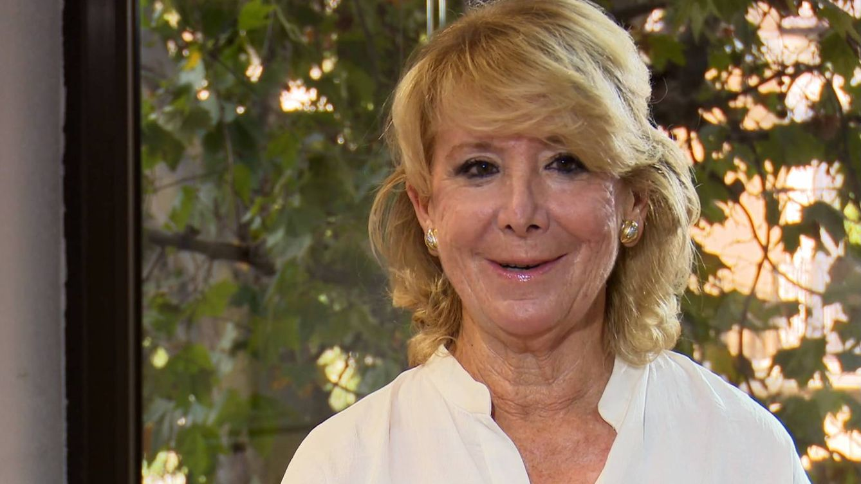 Las palabras que Aguirre temía que Ferreras le censurara sobre Pablo Casado