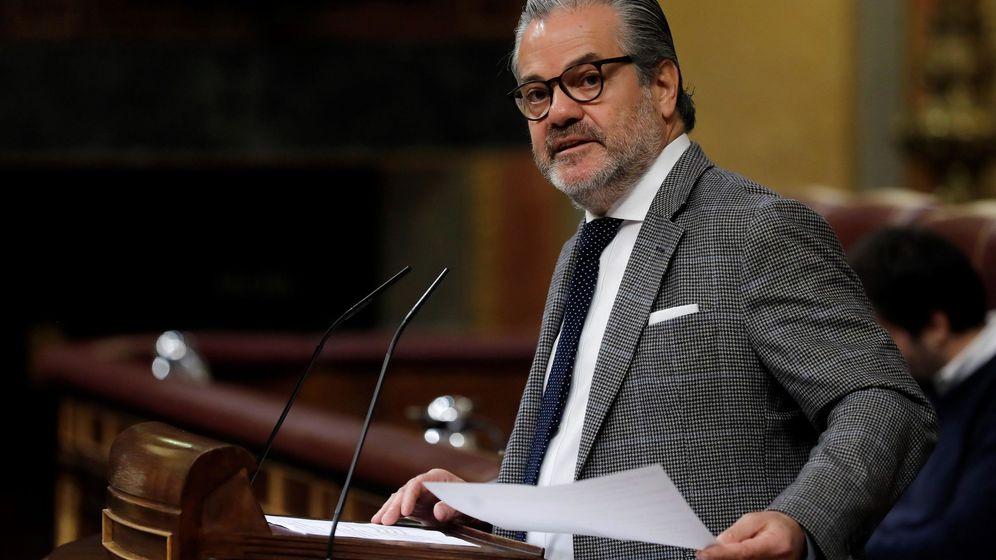 Foto: El diputado de Ciudadanos, Marcos de Quinto. (EFE)