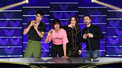 Mask Singer' (Antena 3) tiene el mejor 'casting' de la historia de la televisión