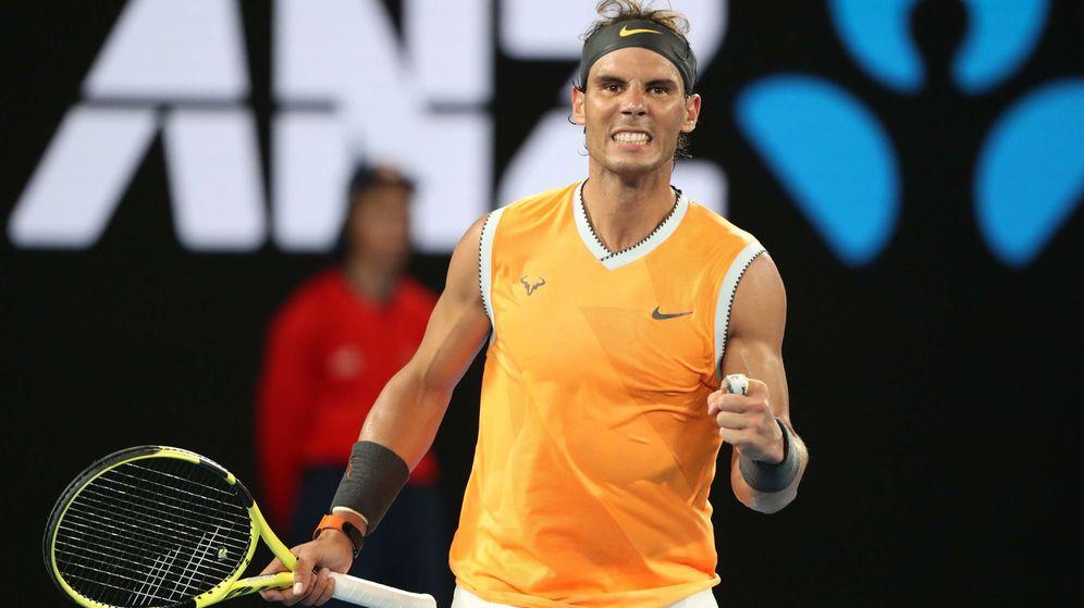 Foto: Rafa Nadal busca su segundo título en Australia. (Reuters)