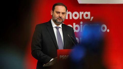 Directo | Ábalos acusa a seguidores de UP de colarse en Ferraz y corear con Iglesias sí