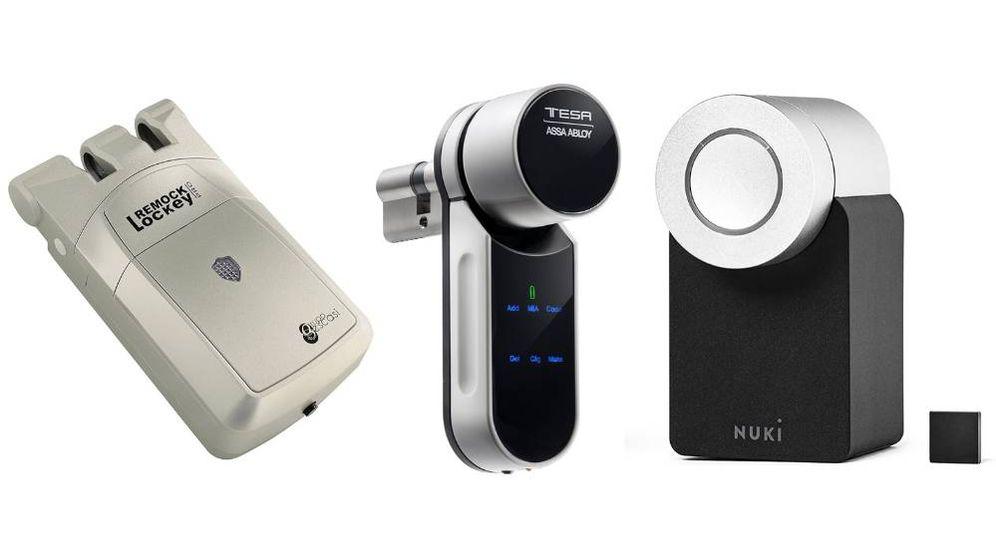Foto: Las 10 mejores cerraduras electrónicas para hacer más seguro tu hogar