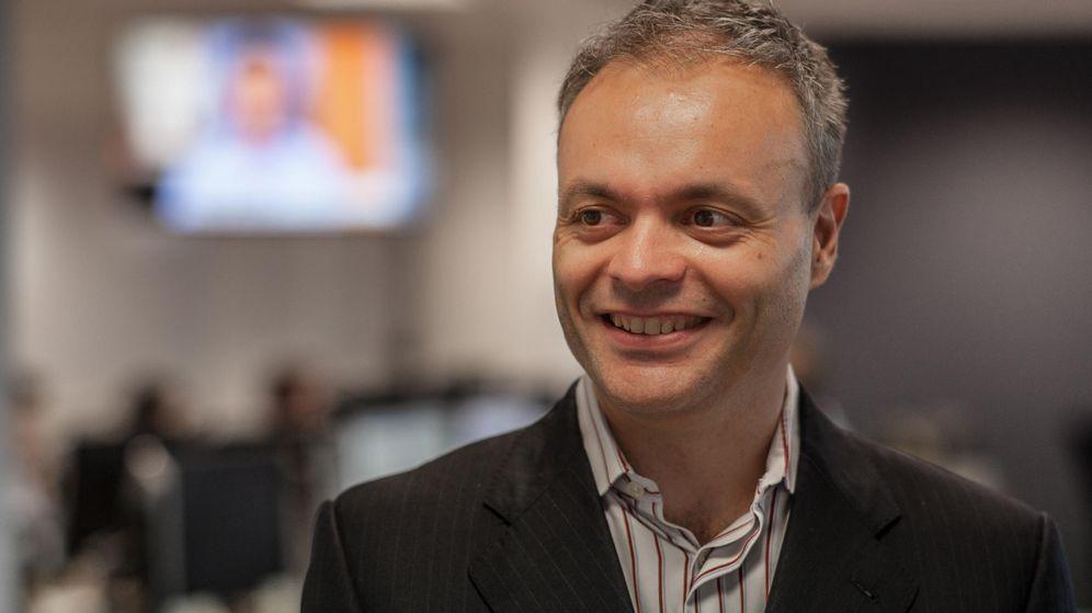 Foto: Enrique Díaz-Álvarez, director de riesgos de Ebury.