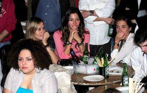 Malena Costa, fan incondicional de Estopa