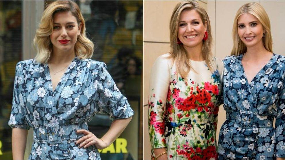 Ivanka Trump le copia el look de 2.200 euros a Blanca Suárez y triunfa en Berlín