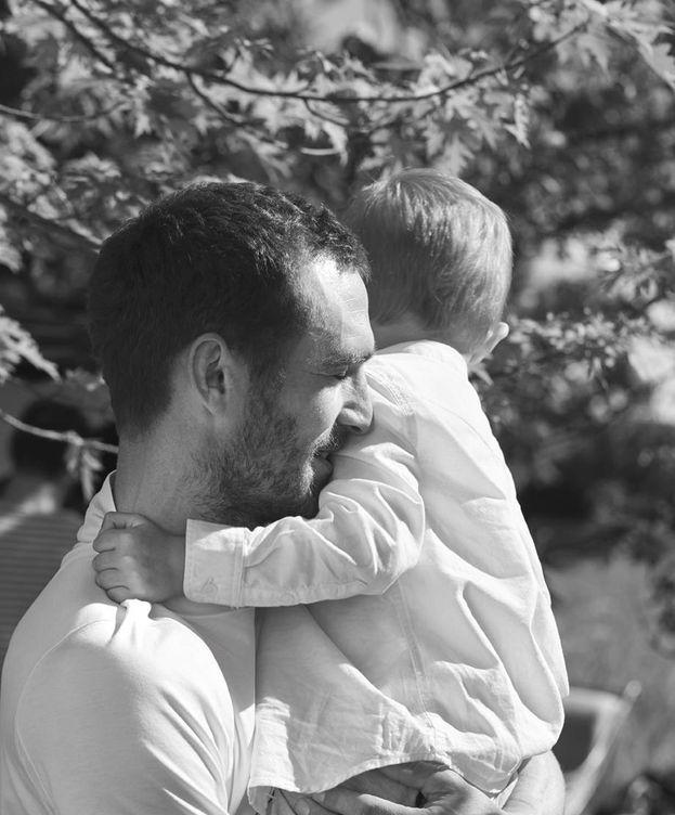 Foto: Papá es siempre el más guapo. (Foto: Acqua di Parma)