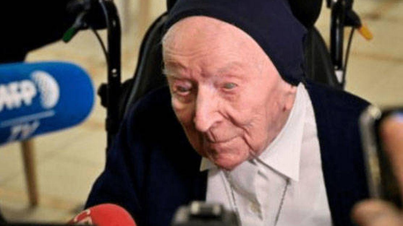 La persona más longeva de Europa supera el coronavirus