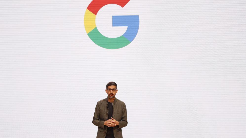 Foto: El CEO de Google, Sundar Pichai. (Reuters)