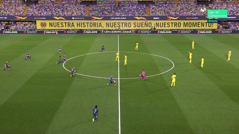 La razón por la que el Villarreal no se arrodilló con el Arsenal por el Black Lives Matter
