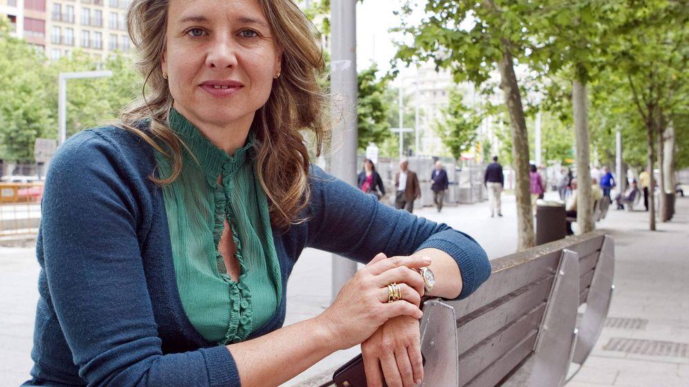 Foto: Almudena de Arteaga, escritora y duquesa del Infantado. (EFE)