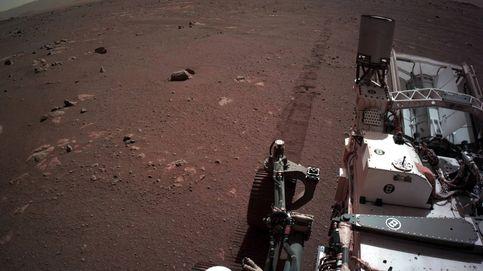 Así suena el 'rover' Perseverance conduciendo por Marte