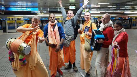 Hare Krishna in Taiwan