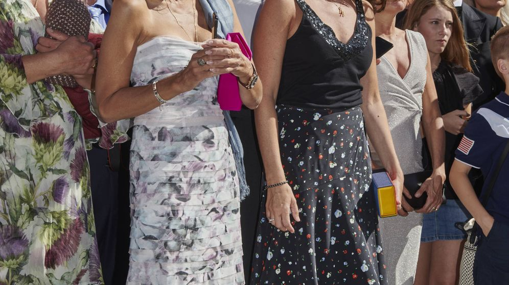 Foto: El príncipe Joaquín con Alexandra y Marie. (Dana Press)