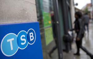 Lloyds Banking Group vende el 11,5% de TSB por 206 millones