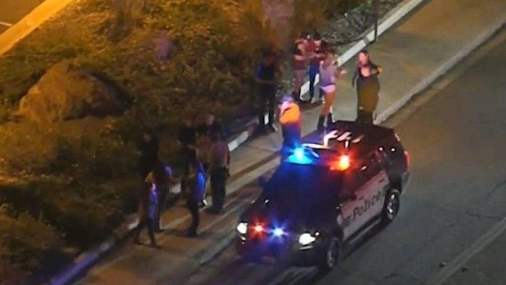 Varios muertos en un tiroteo durante un fiesta universitaria en California
