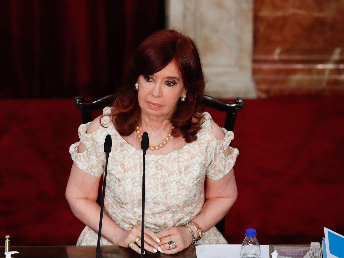 Foto: Cristina Fernandez de Kirchner. (EFE)