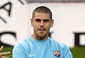 Foto: Valdés exige más respeto para Rijkaard
