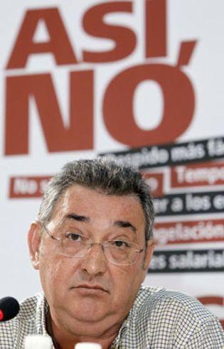 Foto: UGT critica el capitalismo salvaje del Banco de España