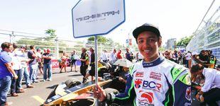 Post de Unos niños harán el trabajo de las azafatas 'paragüeras' en la Fórmula 1