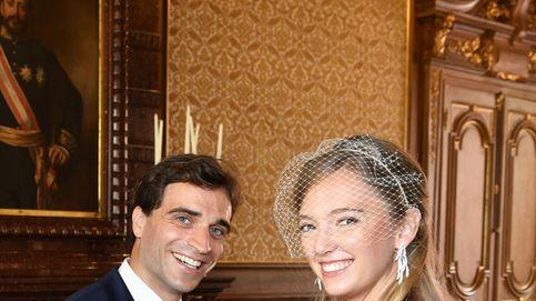 La estrecha relación de Eleonore, la novia real más cool, con la infanta Pilar