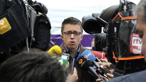 Archivada la causa contra Errejón por su contrato en la Universidad de Málaga