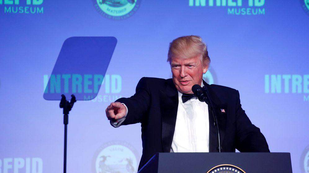 Foto: El presidente Donald Trump. (EFE)