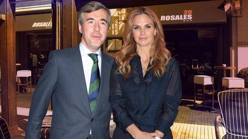Una cita sorpresa: Genoveva Casanova charla con Ángel Acebes