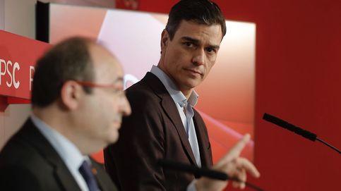 Cuatro mensajes de Sánchez a ERC