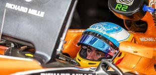 Post de Fernando Alonso o cómo tener tanta dinamita para tan poca mecha