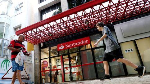 El Santander reduce el ERE a 3.800 trabajadores y sube reubicaciones a 1.200