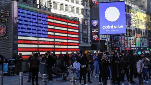Coinbase se dispara en su salida a bolsa hasta valorarse en los 85.800 millones de dólares