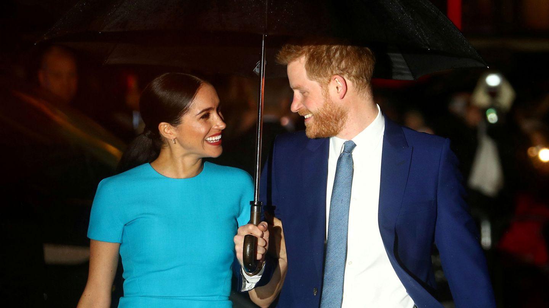 Harry y Meghan, en una imagen de archivo. (Reuters)