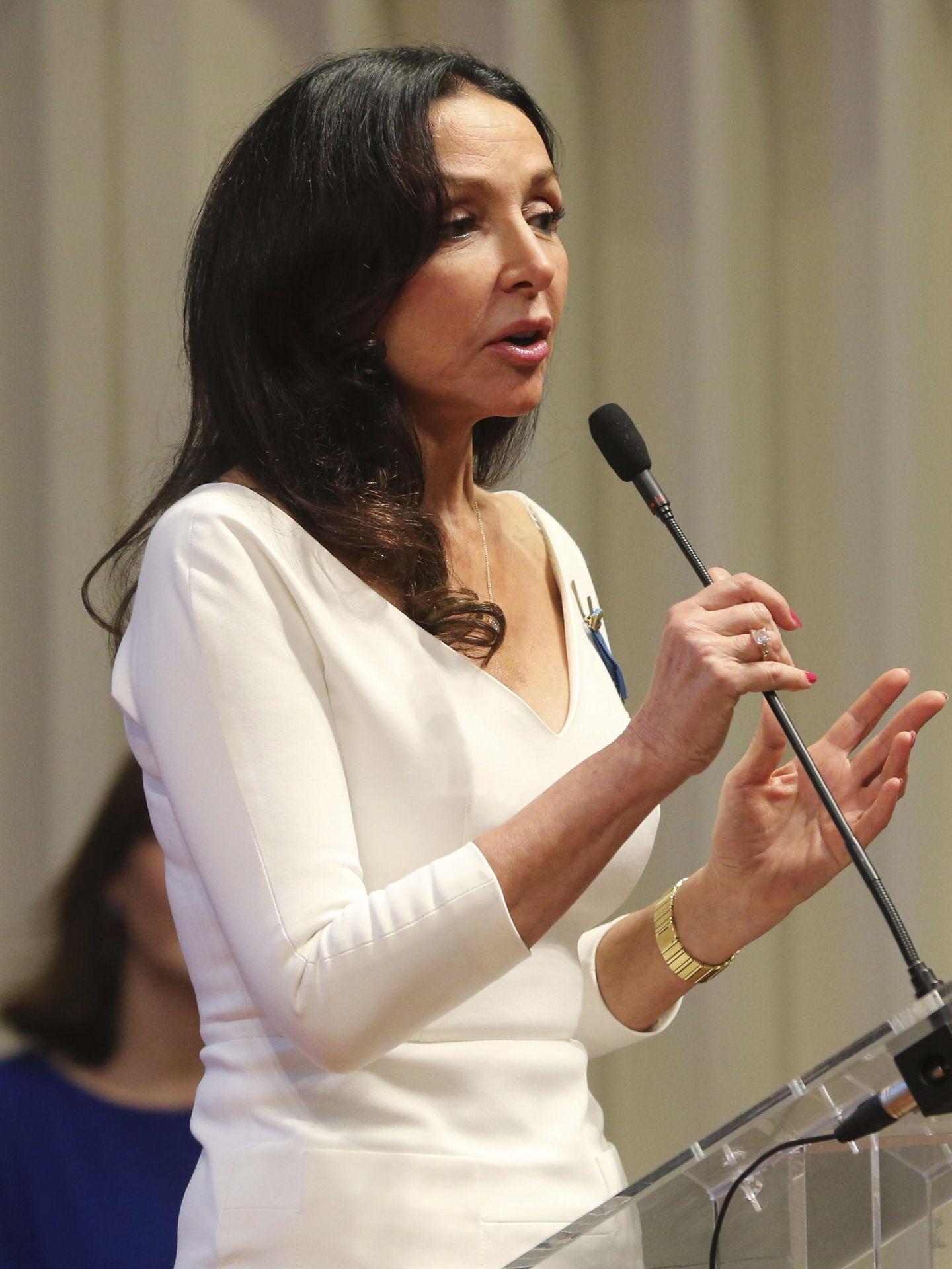 Esther Koplowitz en una imagen de archivo. (EFE)