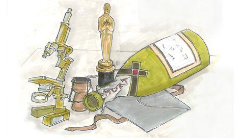 Lejos de la frivolidad y el glamour, un Oscar para mejorar el mundo