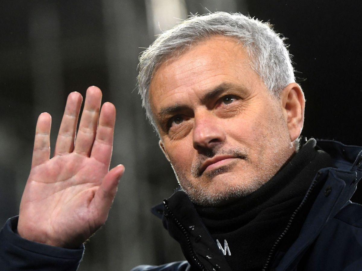 Foto: El técnico portugués está comprometido con la Roma. (Reuters)