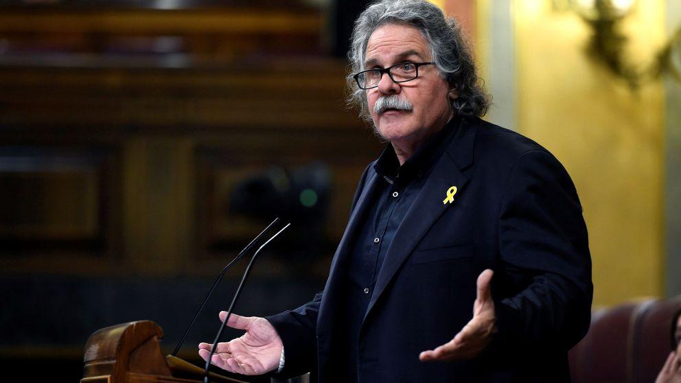 El debate de indultos a los golpistas de Rivera enciende a Tardà (ERC): Fascista