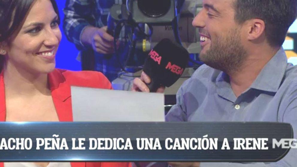 Primeras palabras de Irene Junquera a Nacho Peña tras dejar 'El chiringuito'
