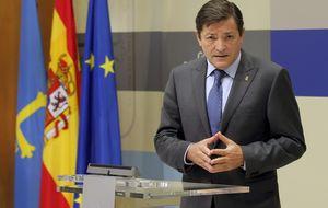 El PSOE cambia de aliados y el PP le 'ayuda' ahora a gobernar Asturias